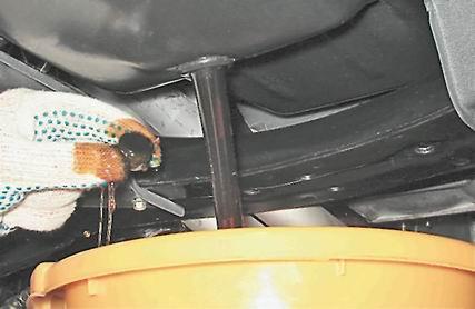 Фото №1 - масло для двигателя ВАЗ 2110