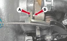 Фото №27 - как заменить тросик газа на ВАЗ 2110