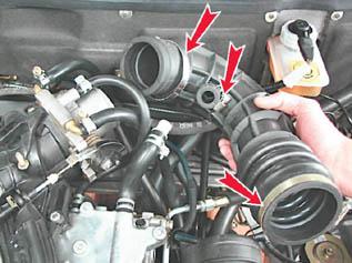 Фото №2 - дроссельная заслонка на ВАЗ 2110 16 клапанов