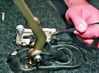 Фото №32 - регулировка включения передач на ВАЗ 2110