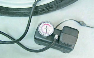 Фото №8 - ВАЗ 2110 давление в шинах