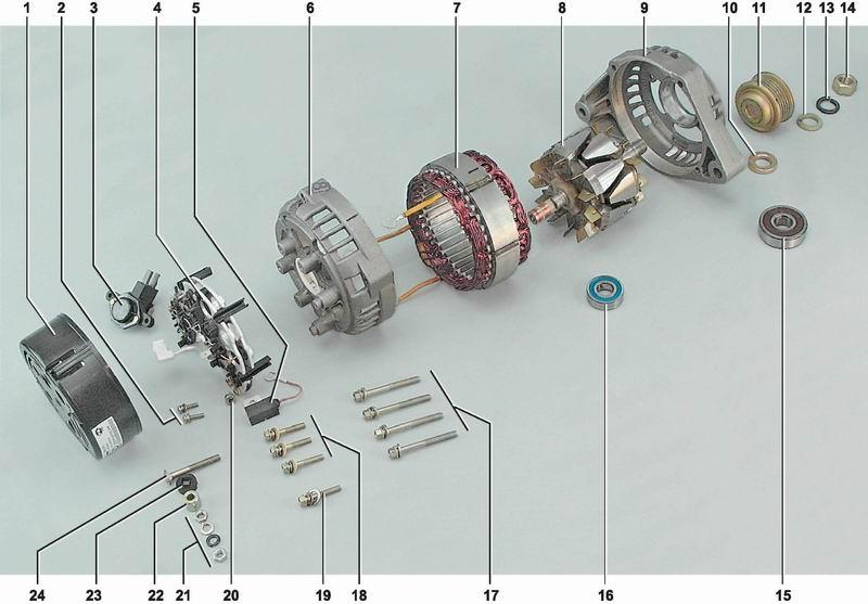 Как проверить реле регулятора генератора Своими руками