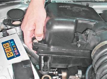 Фото №41 - как ставить воздушный фильтр на ВАЗ 2110