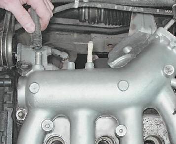 431 - Установка ресивера на ваз 2112 16 клапанов
