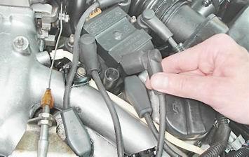 Фото №2 - как проверить высоковольтные провода ВАЗ 2110