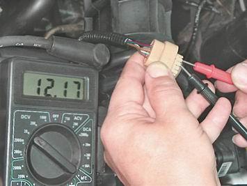 Проверка модуля зажигания ваз 2112