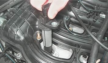 Как проверить катушку зажигания ваз 21124 мультиметром