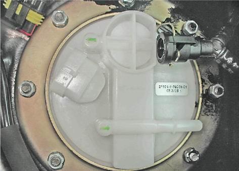 Фото №16 - топливный модуль ВАЗ 2110
