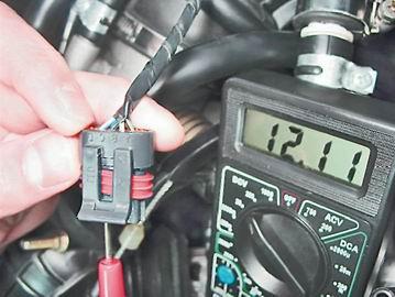 Фото №2 - ВАЗ 2110 как проверить рхх