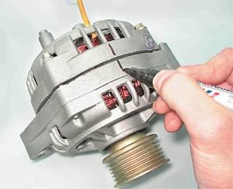 Фото №16 - проблемы с генератором ВАЗ 2110