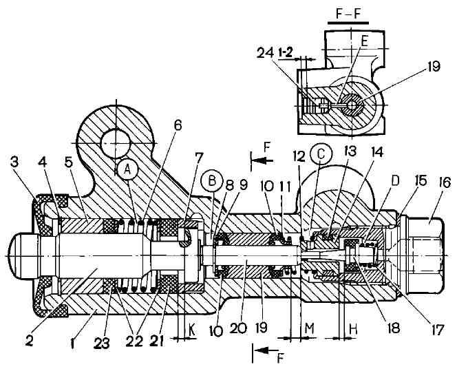 133 - Тормозная система ваз 2114 схема фото
