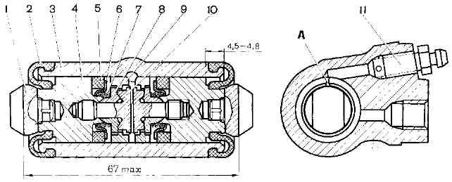 137 - Тормозная система ваз 2114 схема фото