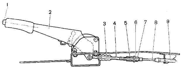138 - Тормозная система ваз 2114 схема фото